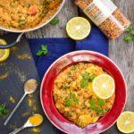 Spicy Vegan Potato Curry Recipe