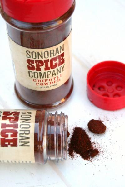 Sonoran Spice Chipotle Powder