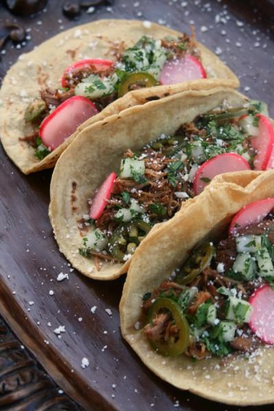Man catcher tacos, Chipotle Pork Tacos