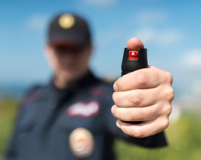 Police Pepper Spray Capsaicin - Sonoran Spice
