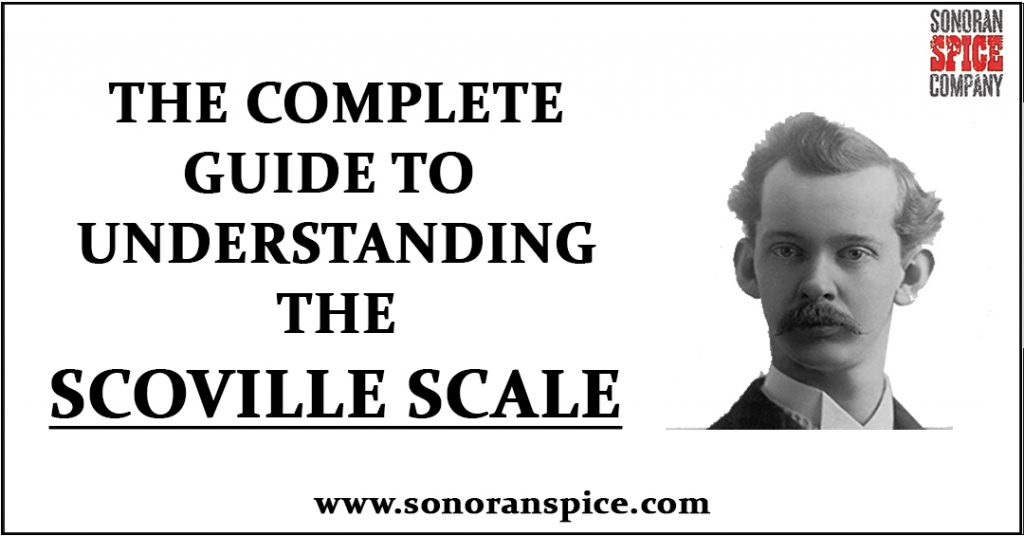 What is the Scoville Scale?
