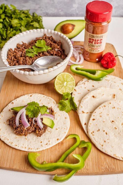 Trinidad Scorpion Barbacoa Recipe