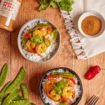 Ghost Pepper Shrimp with Sonoran Spice Ghost Pepper Powder