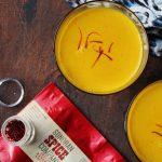Saffron Golden Milk