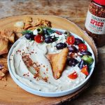 Mediterranean Hummus Plate