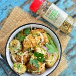 Potato Salad with Sonoran Spice Jalapeno Flakes
