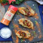 Spicy Lentil and Mushroom Plate | Sonoran Spice Cayenne Pepper Powder