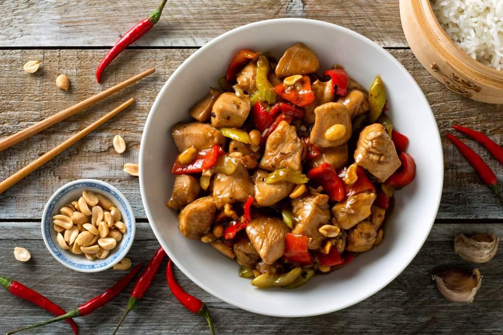 Chinese Cuisine: Kung Pao Chicken
